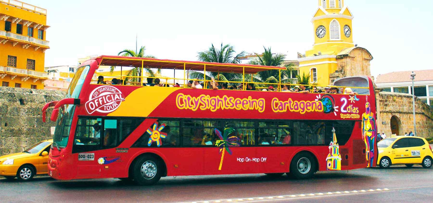 Tour Cartagena Colombia  Turismo Cartagena  City Tour
