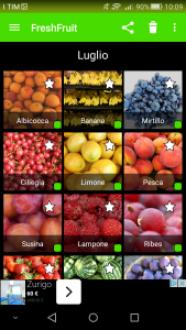 fresh fruit frutta verdura spesa app smartphone