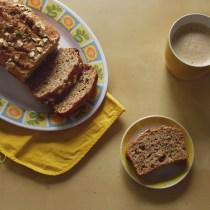 banana bread ricetta fit healthy studenti fuorisede facile veloce plumcake