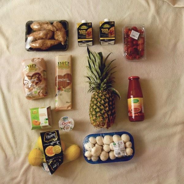 spesa settimanale dpiù discount grocery haul supermercato comprare settimana risparmio risparmiare