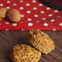 muffin vegani carote zenzero ricetta vegan carrot ginger