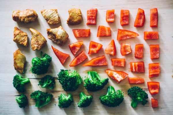 meal prep organizzazione pasti healthy food cibo pranzo studenti universitari fitness