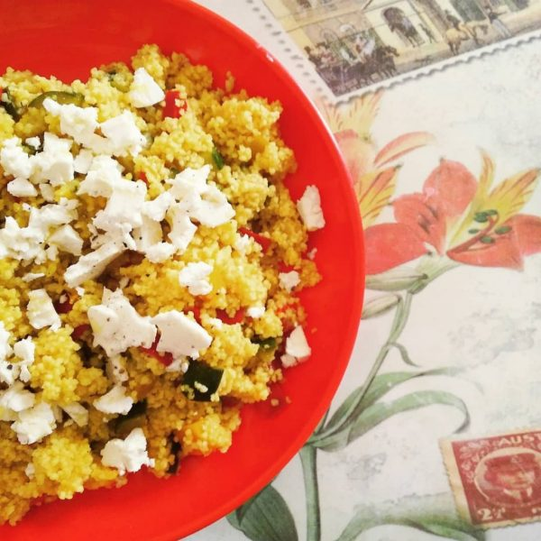 cous cous verdure cereali dieta ridurre le calorie perdita di peso verdure