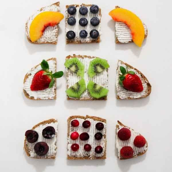toast pane frutta diete dannose ragazze estate prova costume dieta evitare salute fitness