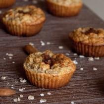 muffin alla banana muffit ricetta sana light fit senza zuccheri colazione