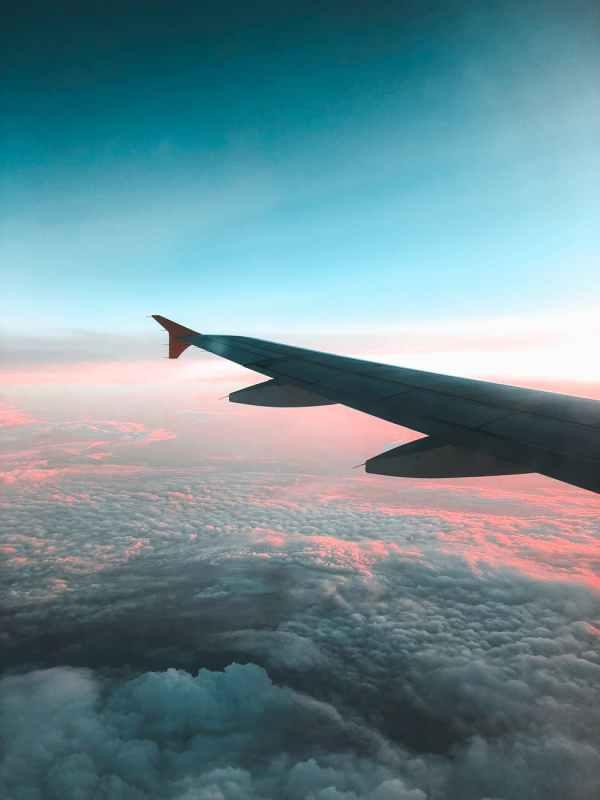 aereo volo viaggi viaggiare