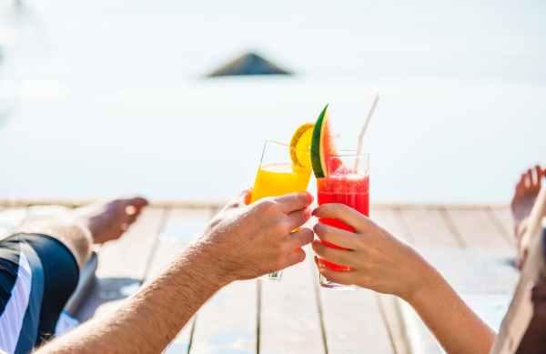 vacanze cocktail spiaggia