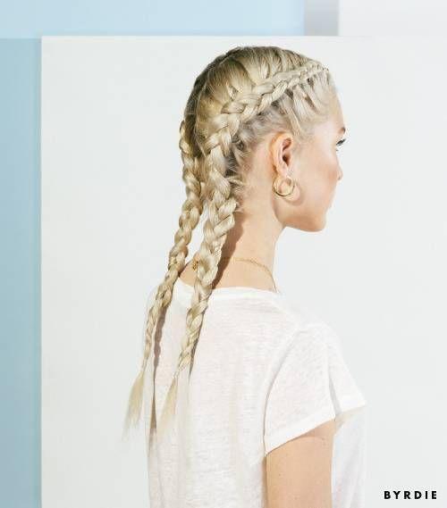 Le migliori acconciature per la palestra (capelli lunghi e corti)