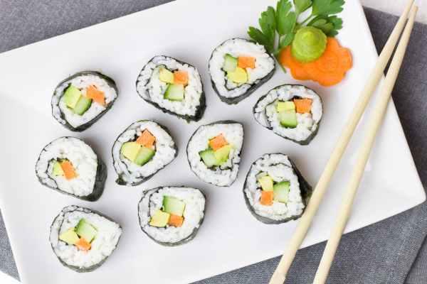 iodio vitamine pelle perfetta alimenti sushi fonti dieta