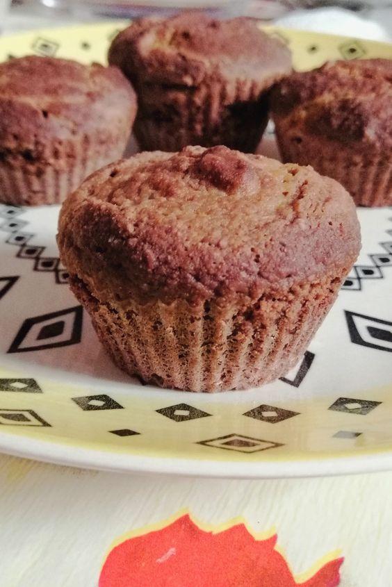 fit muffin al cacao albicocca sacher cotti al vapore instagram colazione sana