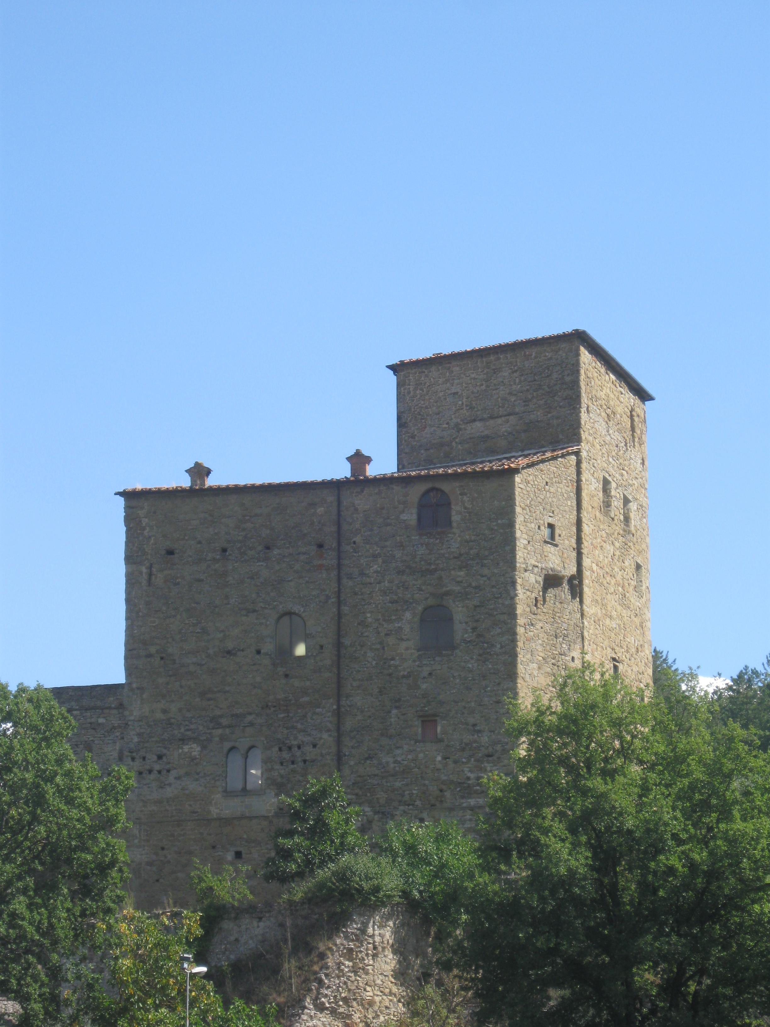 Casentino Da Scoprire Il Castello Di Castel San Niccolo Tuttatoscana