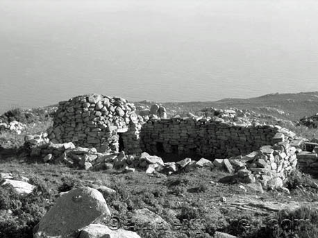 Alcune tipologie di capanne della Toscana rurale parte prima capanna cilindroconica