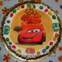 Torta Saetta Mc Queen