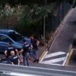 vandali polizia via cacciatori - claudia losengo quarto cagnino-2