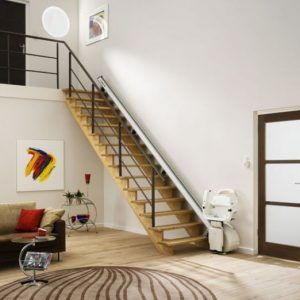 Sillas Salvaescaleras Rectas - Homeglide