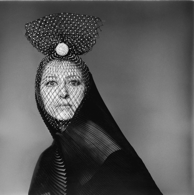 Maya Plisetskaya, 1962. © Ph. Richard Avedon
