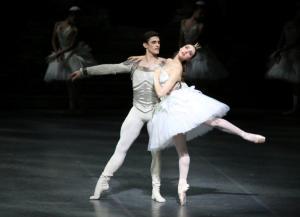 Martina Arduino e Nicola Del Freo. © Ph. Brescia e Amisano - Teatro alla Scala.