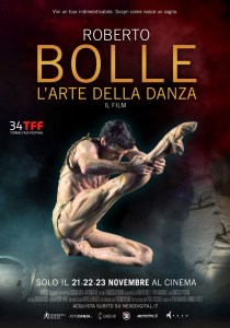 film roberto bolle l'arte della danza