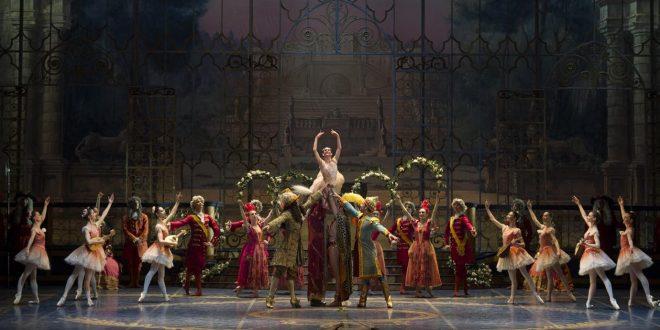 La bella addormentata di Bart all'Opera di Roma