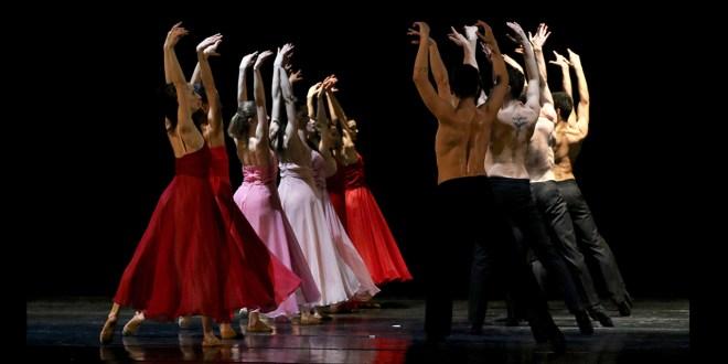 Balletto di Milano al Castello Sforzesco nell'attesa degli Arcimboldi
