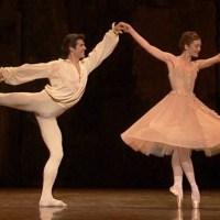 #TuttoDanzaOgniGiorno - L'Histoire de Manon con Roberto Bolle e Aurelie Dupont