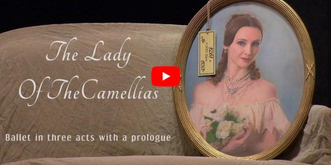 #TuttoDanzaOgniGiorno – La Dame aux Camélias con Svetlana Zakharova!