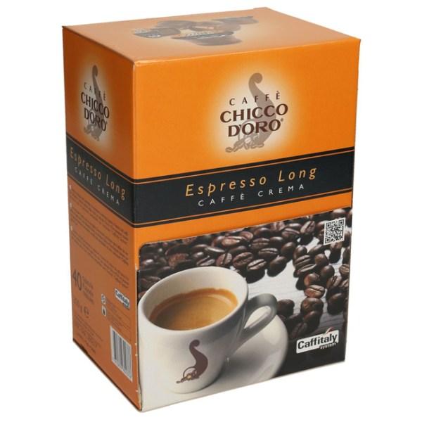 Caffè Chicco D'Oro Capsule Espresso Long 40 capsule