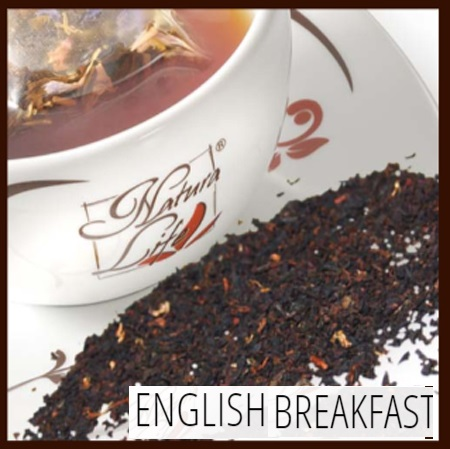 Tè nero Natura Life English Breakfast