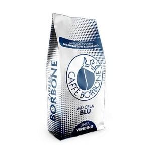 Miscela Blu Caffè in Grani Borbone 1 Kg