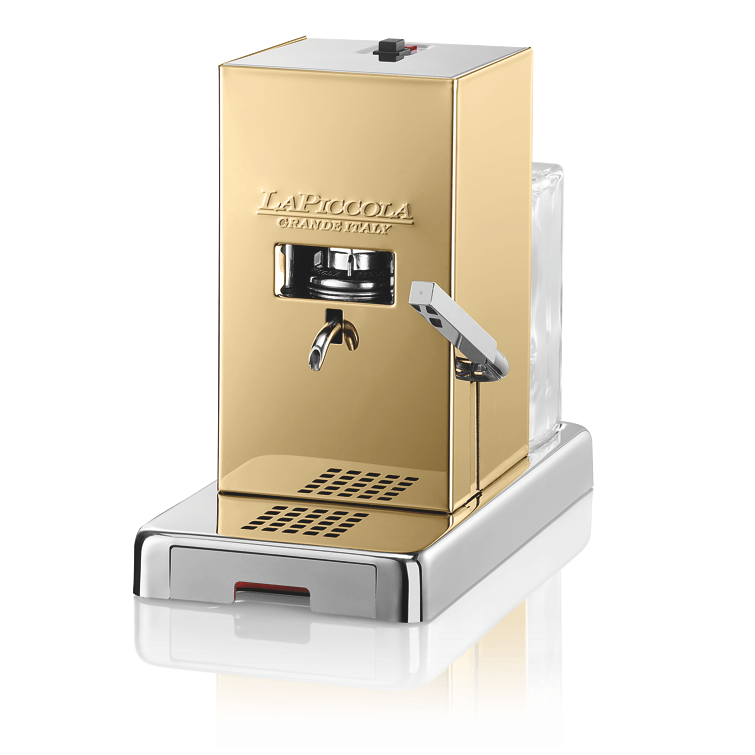 Piccola Gold Macchina caffè per cialde