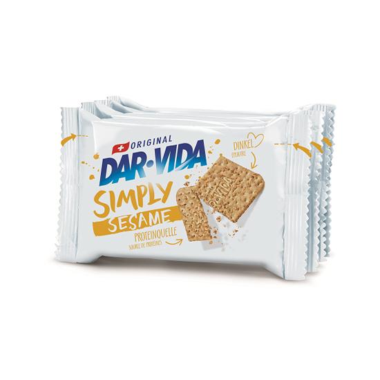 DAR-VIDA Simply Sesame