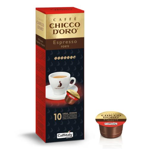 Chicco d'oro Espresso Forte 10 capsule