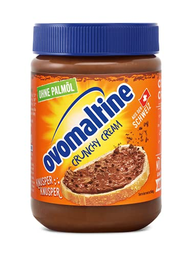 Ovo Crunchy Cream