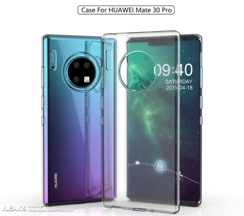Huawei Mate 30 Pro arriverà il 19 settembre con il nuovo Kirin 990