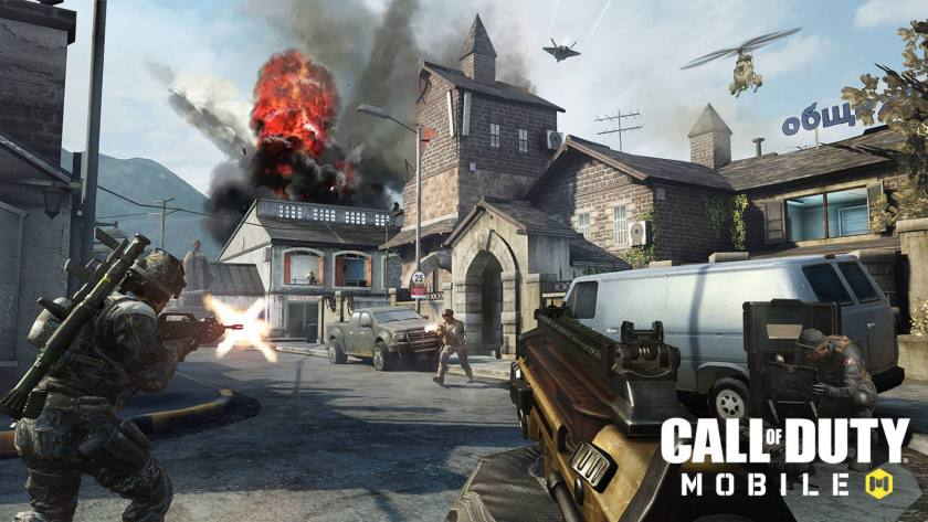 Call of Duty Mobile Best of Play Store