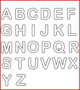Alfabeto Per Bambini Da Stampare E Colorare