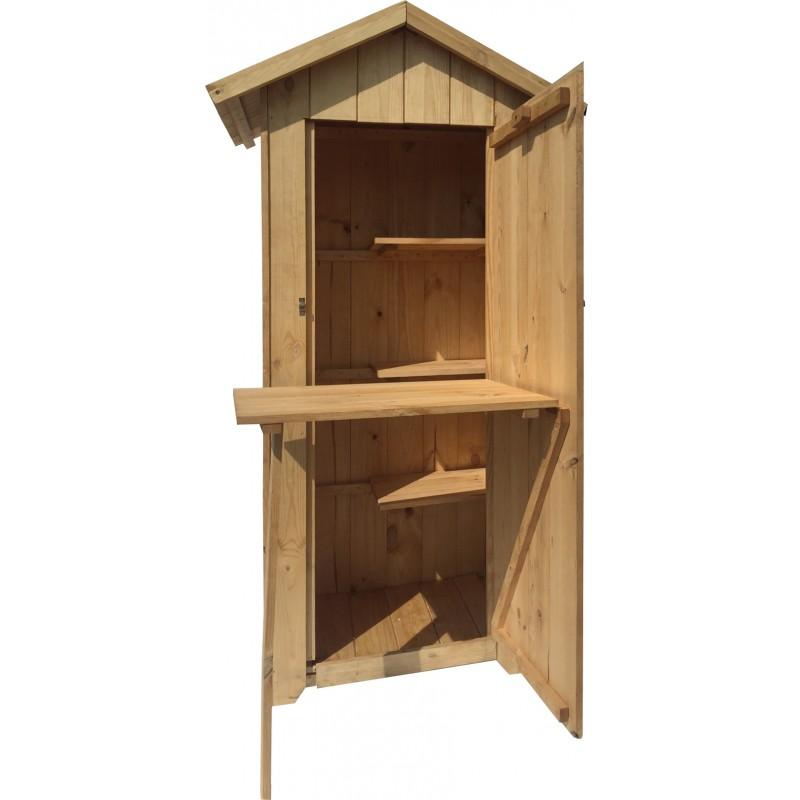ricovero attrezzi in legno armadio in legno