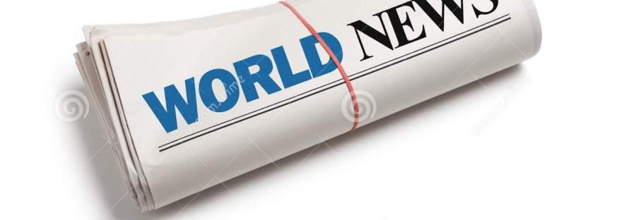 Mondo tutte le notizie in tempo reale sempre aggiornate! SEGUILE E CONDIVIDILE!