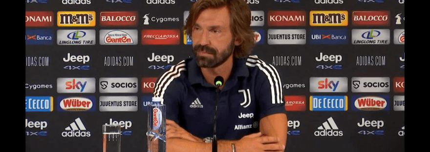 CONFERENZA JUVE - FERENCVAROS VIDEO