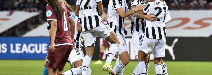 Juventus tutte le notizie e tutti i video della Juventus