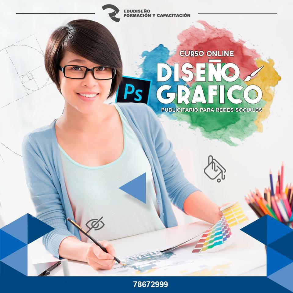 CURSO ONLINE DISEÑO GRÁFICO