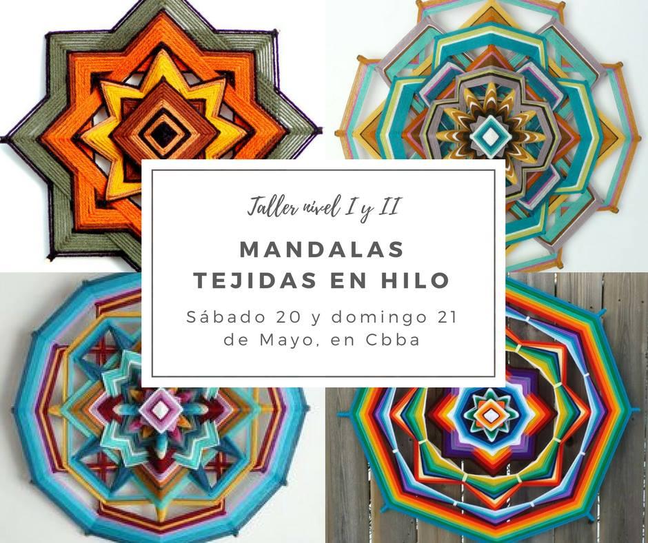 TALLER DE MANDALAS Cochabamba