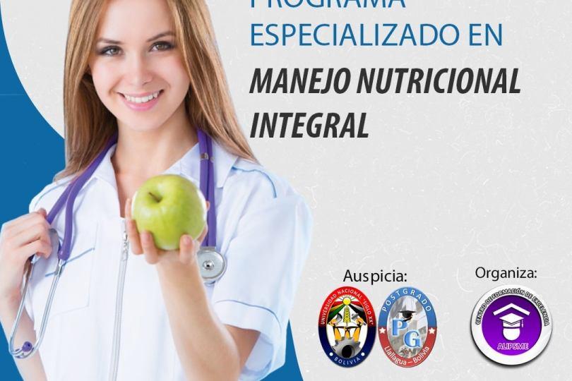 Curso de nutrición 2021