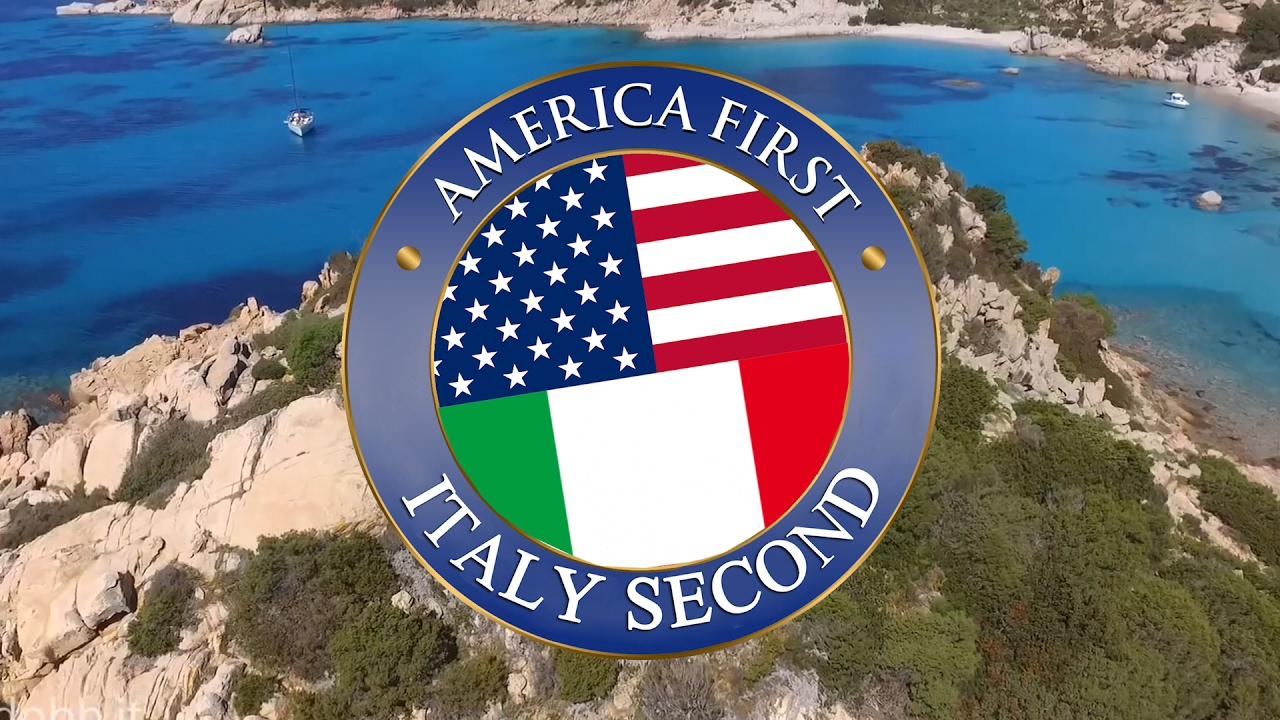America first Italy Second  TuttoScemo