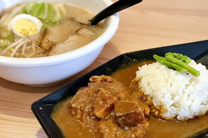 |花蓮美食|香人和風拉麵-走過二十個年頭的花蓮首家日式拉麵