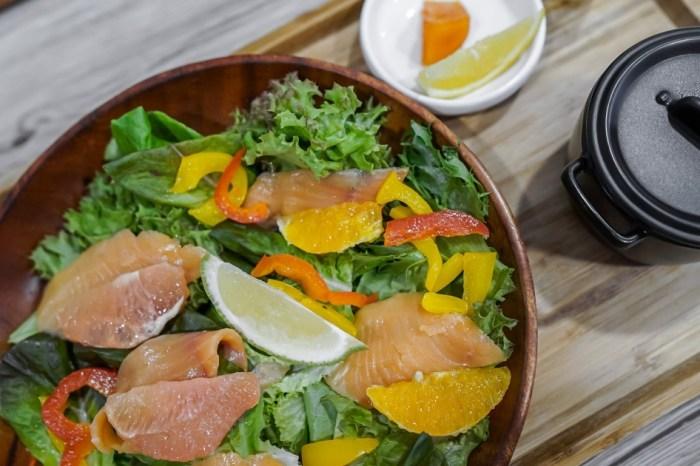  花蓮市區美食 BOSO飽所-有著多樣化套餐組合的溫沙拉專門店,麵茶冰也不容錯過