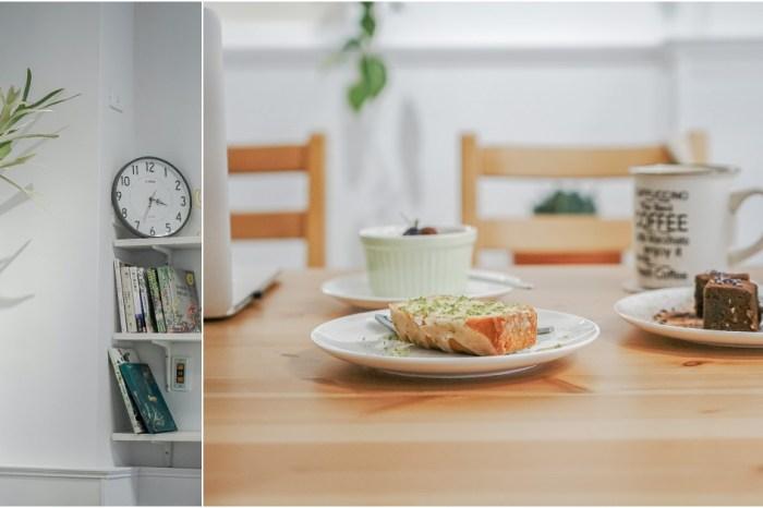 |花蓮市區咖啡廳|六日咖啡-六日限定的植物系咖啡廳