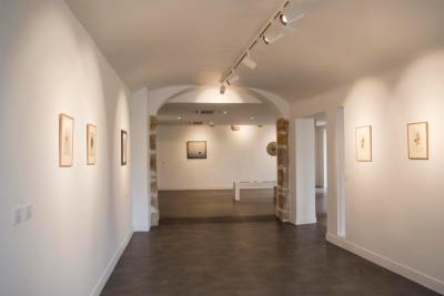 View of the exhibition Léon Tutundjian at the Bullukian Foundation, 2019
