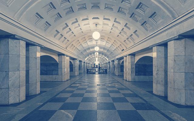 Станция метро Охотный Ряд