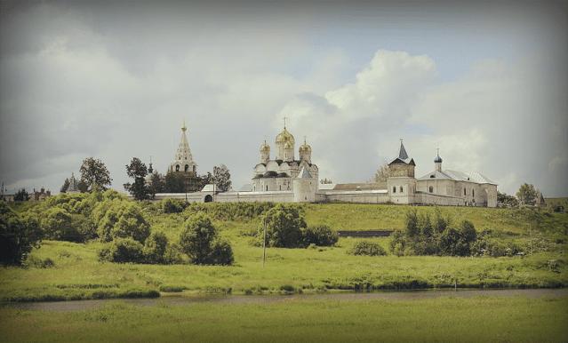 Лужецкий монастырь, Можайск, 2012 год.